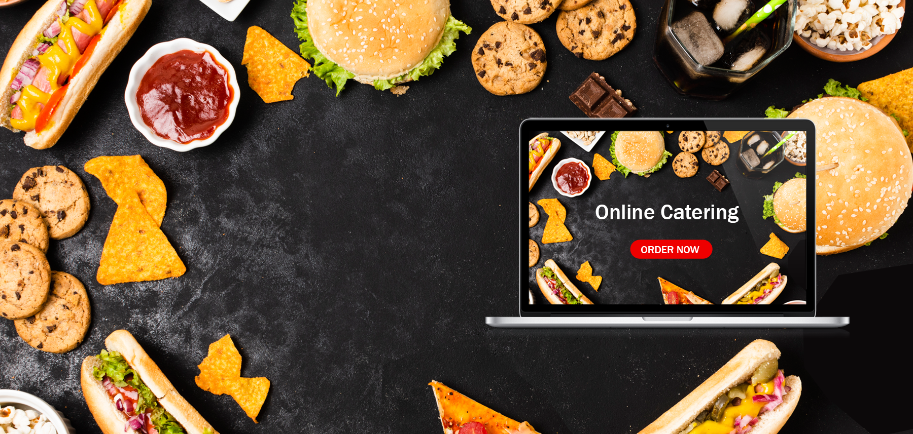 Online Catering Order